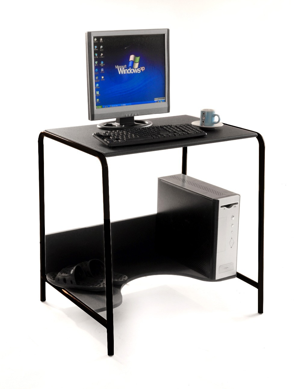 Sandy Simple Office Desk Computer Desk Laptop Table For