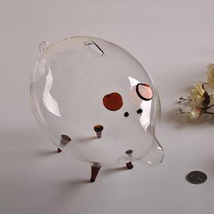 online kaufen gro handel glas sparschwein aus china glas sparschwein gro h ndler. Black Bedroom Furniture Sets. Home Design Ideas