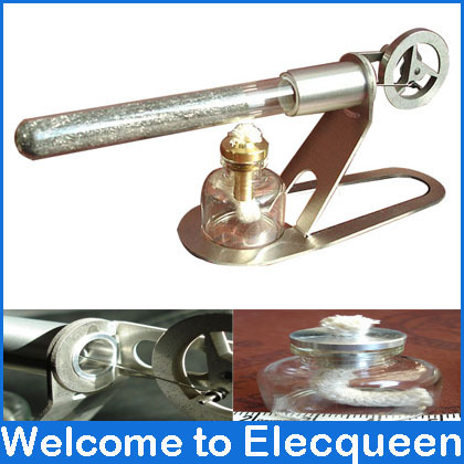 Educational toy thermomotor model stirling engine with free shipping(China (Mainland))