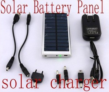Direct Marketing Solar Battery Panel USB Charger, mobile phone solar charger battery solar charger Free shipping