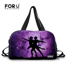 2016 Canvas Women Bags Fashion 3D Galaxy Universe Women Travel Duffle Bag Luggage Folding Bags Bolsos Mujer De Marca Ffamosa(China (Mainland))
