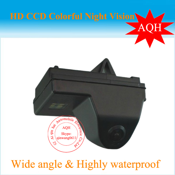 Car Rear View Camera For Toyota Prado Land Cruiser LC100 120 4500 4700, Waterproof, 170 Degree Wide View, Night Vision(China (Mainland))
