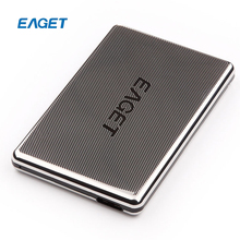 EAGET G50-1TB 500GB USB 3.0 High Speed External Hard Drives Portable Desktop And Laptop Mobile Hard Disk Genuine(China (Mainland))