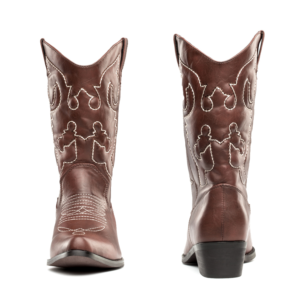 Cowboy Style Boots For Women
