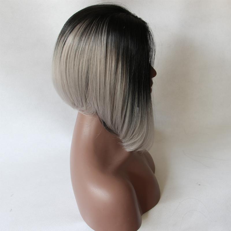 Парик из искусственных волос Pheonix 2015 ombre wig