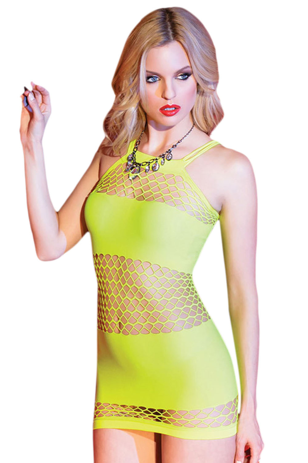 Promoci n de amarillo de encaje de la ropa interior - Fotos de mujeres en ropa interior de encaje ...