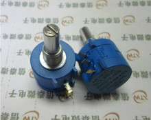 Buy Free Shipping 10pcs 3590S-2-203L 3590S 20K ohm Precision Multiturn Potentiometer 10 Ring Adjustable Resistor for $15.50 in AliExpress store