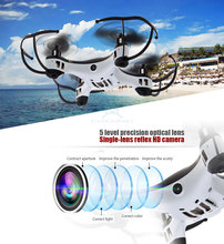 You need a type of 2.4G 6CH 6axis rc quadcopter with 2MP HD camera out of ordinary,just like 668-A7 mini drone with HD camera