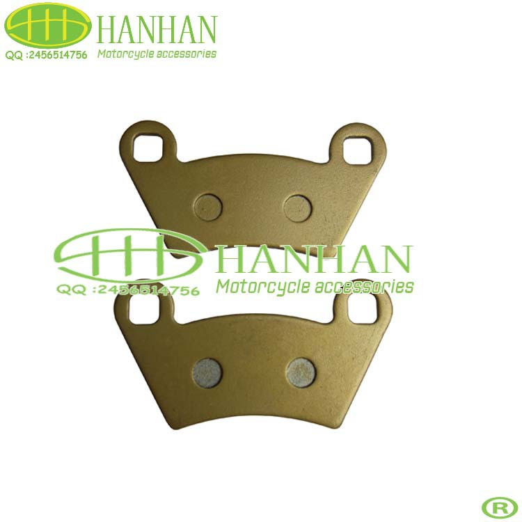 High quality Wholesale and retail Front Rear Brake Pads Fit Ranger (2x4/4x4) 02-04 UTV 2x4 (Utility task vehicle series 10) 03(China (Mainland))
