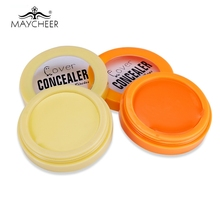 MAYCHEER Professional for Eye Bags Dark Circles Makeup Eye Concealer Cream Contour Palette Moisturizing Oil-control Make Up(China (Mainland))