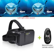 New BOBOVR Xiaozhai II Virtual Reality 3D Glasses VR Box Google Cardboard Oculus Rift for 4.0″~6″Smartphone+Bluetooth Controller