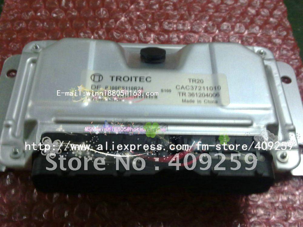 Troitec system ECU(Electronic Control Unit)/ ECM/ Hafei public opinion/Jiabao car engine computer board / TR361204006(China (Mainland))