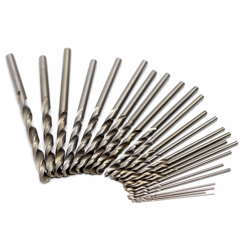 High Quality 150Pcs/lot HSS Power Rotary Micro Twist Precision Drill Bit Set Mini Small Tools Accessory Accessories<br><br>Aliexpress