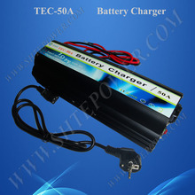 New battery charger 12 volt, 220v to 12v car battery charger, lead acid or gel battery charger 12v 50a(China (Mainland))