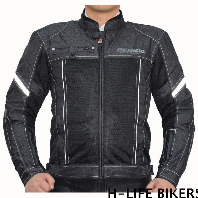 BENKIA L18 Motorcycle supplies men's benkia super waterproof jacket ride service belt flanchard/motorcycle jakcets(China (Mainland))