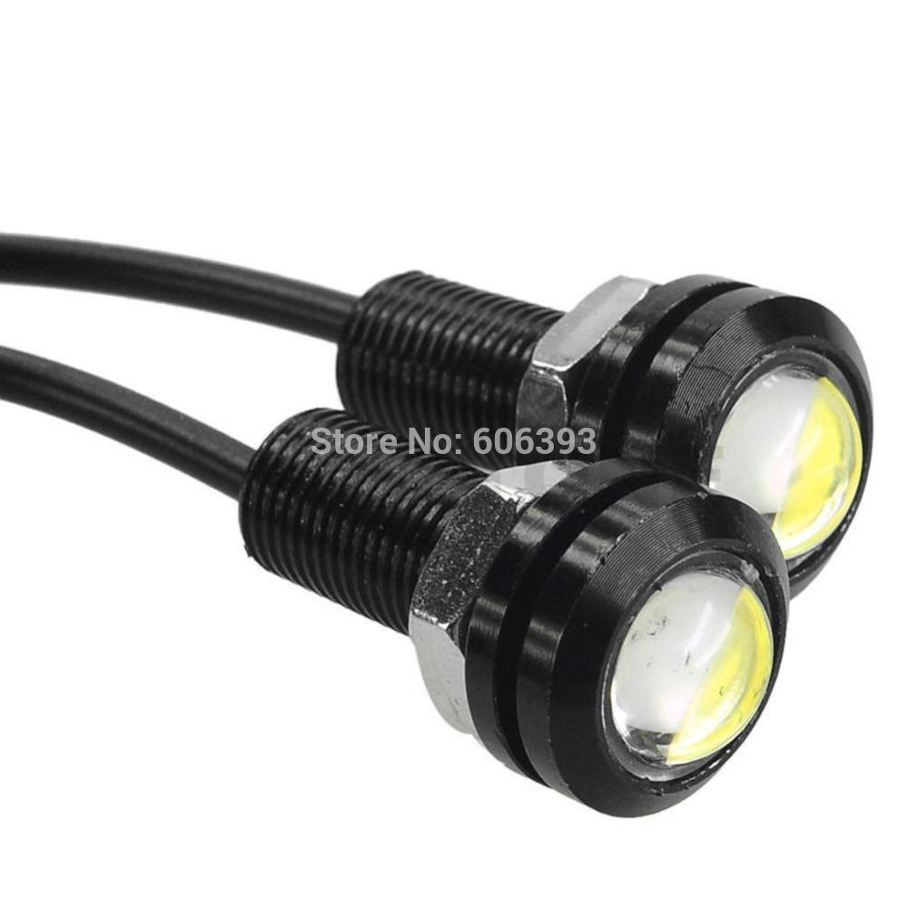 2015 Newest 10 X 9W LED Eagle Light Eye Car Fog DRL Daytime Reverse Backup Signal