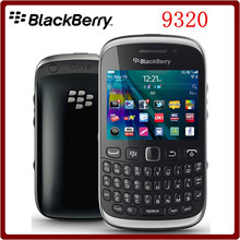 9320 Original Unlocked Blackberry Curve 9320 WCDMA 3MP 512MB ROM 1150mAh GPS WIFI Refurbished Cell Phone Free Shipping(China (Mainland))