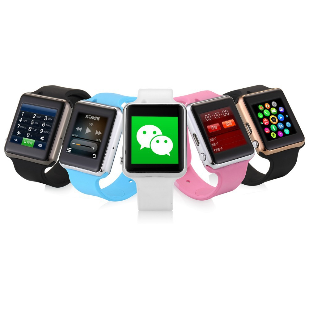 """Sport watch UA8 1.54"""" inch Capacitive Touch Screen Bluetooth 3.0 GSM network SD card sim card calling(China (Mainland))"""