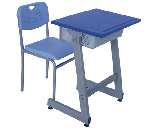 Environmental pe pp desk and chair fixed student school - Student desk and chair set ...