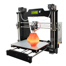Geeetech Reprap Prusa I3 M201 2-In-1-Out Latest 3D Printer DIY Kit High Resolution Impressora LCD with One Roll Filament Free