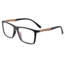 Gmei оптический стильный: ультралегкие TR90 прямоугольный полный обод оправы для очков для Для мужчин Для женщин близорукости дальнозоркости ...(China)