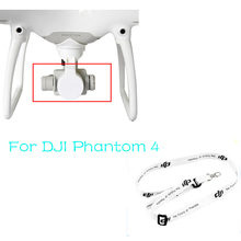 DJI Phantom 3 4 RC Drone Quadcopter Parts Upgrade Accessories Camera Lens Cover + Remote Control Lanyard Shoulder Strap Free