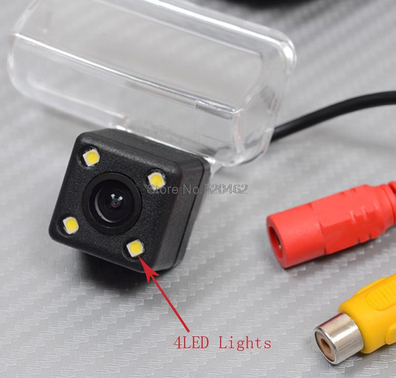 for Toyota Corolla 2014 2015 Reverse Backup Review CCD Car Rear View Camera Reversing Parking Kit with Night Vision(China (Mainland))