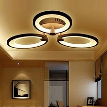 Contracted fashion Ceiling Lamp 3 Light Modern Simple Artistic Pendant Lights includes bulbs Free shipping(China (Mainland))