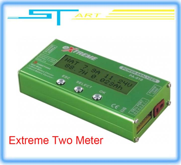 2014 new  SKYRC F05038  eXTREME Power Analyzer Extreme Two Meter Watt Meter Voltage checker Equalizer free shipping wholesale <br><br>Aliexpress