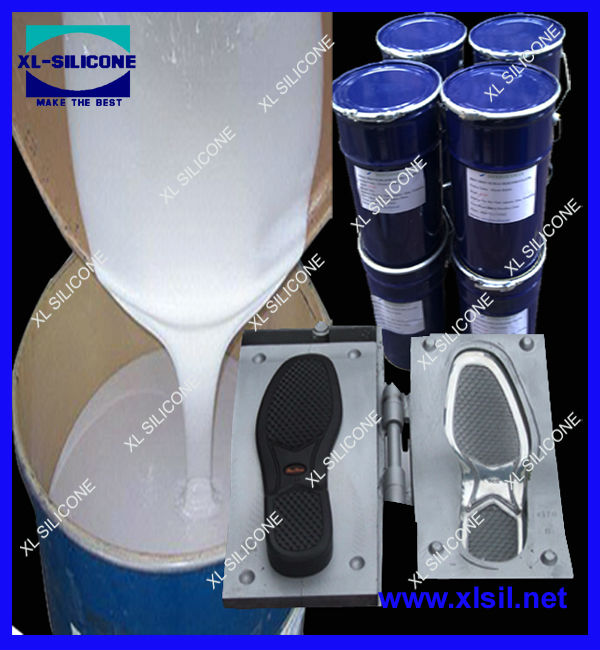 For Shoe Sole Moulding Liquid Silicone Rubber Components(Hong Kong)