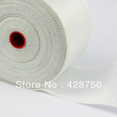 "Fiberglass Cloth Tape E-Glass Fiber 2"" wide - 5cm x 30m - 7oz Glass Fiber"