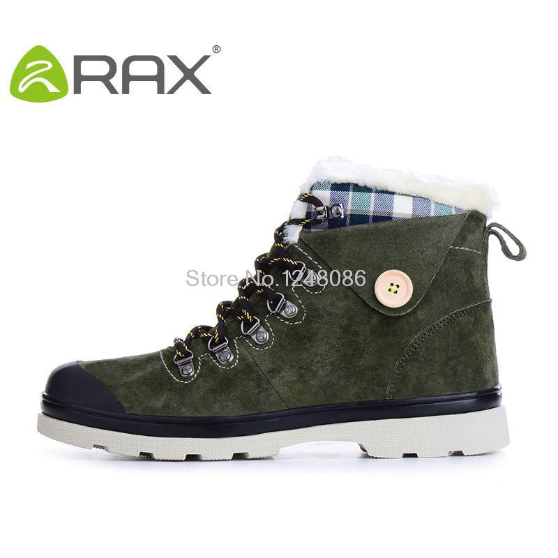 New Arrival RAX outdoor in-tube snow boots autumn and winter Suede leather man shoes England Retro motorcycle boots B929<br><br>Aliexpress