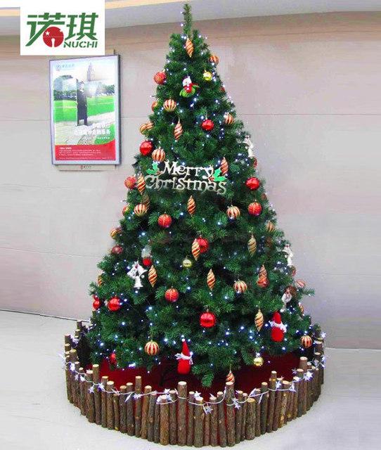 Aliexpress.com: Comprar 2015 árbol de navidad paquete 240 cm 2.4 ...