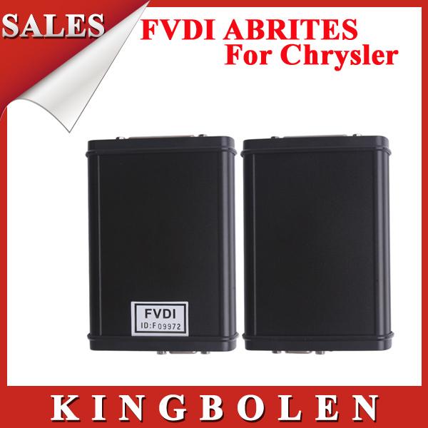 Оборудование для диагностики авто и мото 2015 FVDI ABRITES chrysler/dodge/dhl