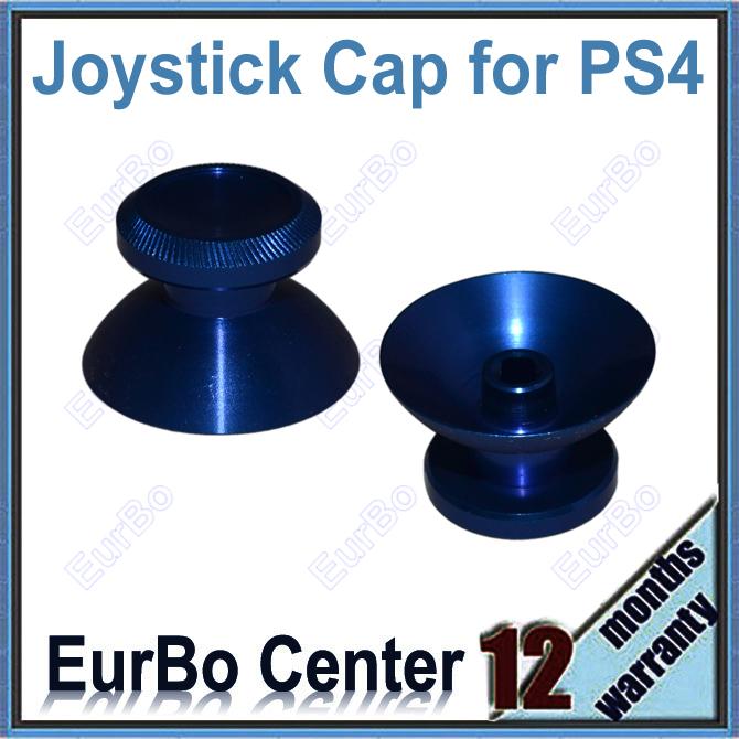 EurBo 20pcs a lot Replacement Parts Aluminum Analog Joystick Cap for PS4 (Blue)<br><br>Aliexpress
