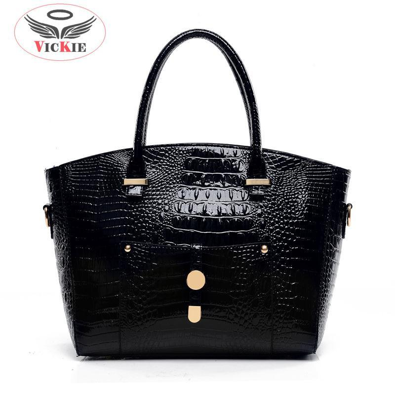 Fashion Alligator Womens Shoulder Bags Women Totes Handbags Gold Lady Tote Brand Large Messenger Bag Bolsas Sac 2015 New RL63<br><br>Aliexpress