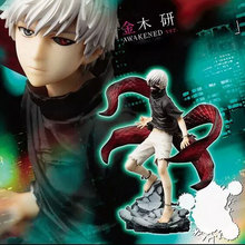 Mifen Craft Japan Anime Tokyo Ghoul Figure Kaneki Ken PVC Action Figures Model Toy Cartoon Figurine Anime Kid Toys