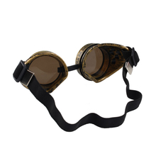 4 colors Vintage Steampunk Goggles