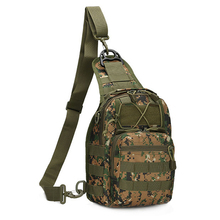 Buy Mens Messenger Bags Leisure Camouflage Tactical Military Shoulder Packs Waterproof Outdoor Sport Camping Hiking Trekking Bag for $11.89 in AliExpress store