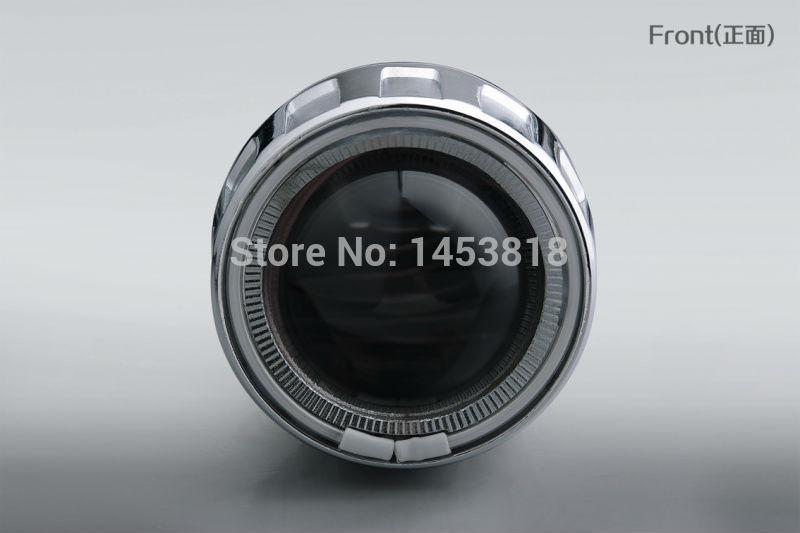 2GD 35W 2.5'' inch Car Bixenon HID Projector Lens H1 H7 H4 H13 HB3 HB4 9004 9007 4300k 5000k 6000k 8000k White Blue Angel Eyes