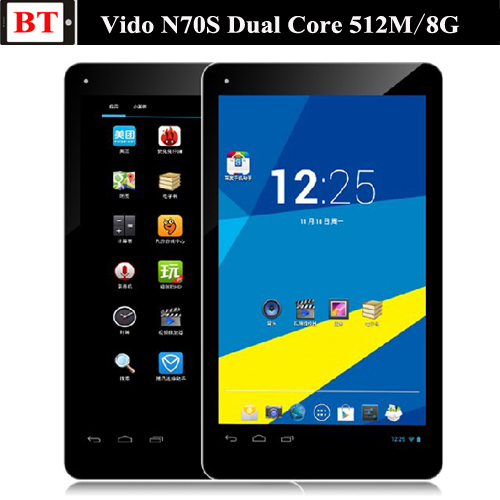 vido n70s dual core tablet pc 7 inch android 4 4 kitkat our