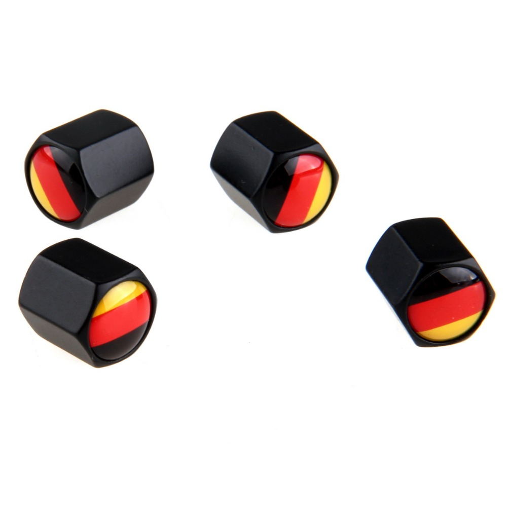 -90% OFF 4pcs/Set Car Auto Wheel Tire Valves Caps with Key Ring Anti-theft Russia UK US Italy France German Flag Car Styling(China (Mainland))