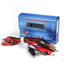 iMAX B6 Lipo NiCad NiMH 2S-6S RC Battery Balance Charger For Trex 450 Helicopter