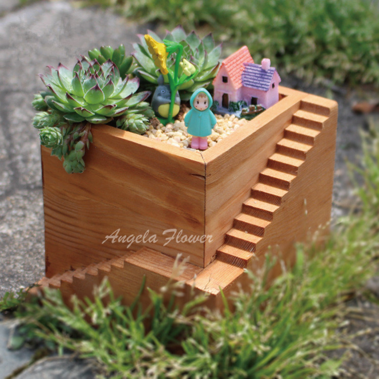 ... Desktop decoration storage box vase Picture in Garden Pots & Planters