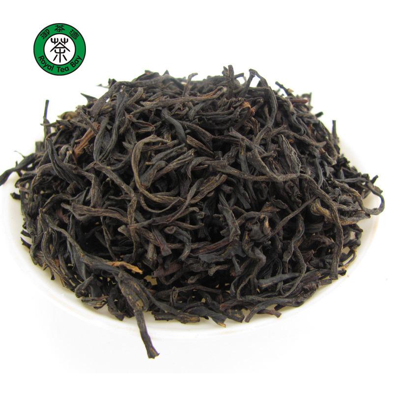 Free shipping Smoked Smoky Lapsang souchong Black Tea Red Tea Zheng Shan Xiong Zhong 250g T002