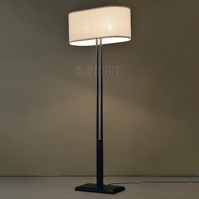 Modern Chinese Japanese Fashion Simple Type Covers Bedroom Floor Lamp In Floo