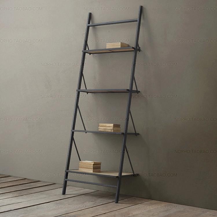 fare la vendemmia vecchio ferro battuto libreria in legno scaletta ...