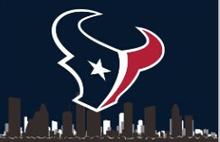 Buy Houston Texans skyline flag 3x5ft 100D polyester digital printing flag Metal Grommets for $6.39 in AliExpress store