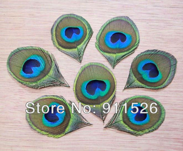 50pcs/lot beautiful wholesale 100% natural peacock Feather peacock plume for wedding accessories