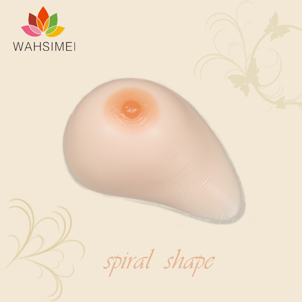 2013 hot-selling silicone breast form for more sexy,silicon breast enhancers,silicone push up breast for 400g/pcs B Cup